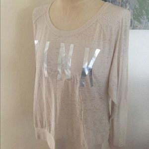 NWOT VICTORIA'S SECRET PINK Embellished Shirt
